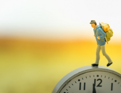 Small Businesses, Have No Fear: Time Traveling is Here